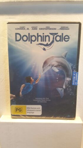 Dolphin Tale [DVD] NEW & SEALED, Region 4, FREE Next Day Post from NSW