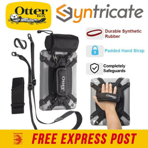 OTTERBOX UTILITY SERIES LATCH II 7-8 INCH - BLACK - HOLDER FOR IPAD TABLET TAB
