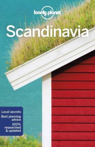 Lonely Planet Scandinavia *FREE SHIPPING - NEW*