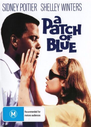 A Patch of Blue ( Sidney Poitier )   - New Region All DVD