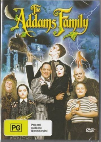 The Addams Family   - New Region All