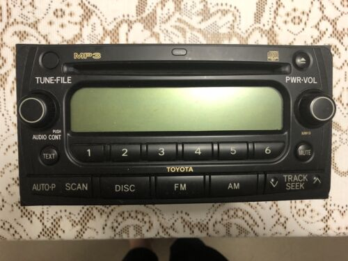 Toyota Avensis Verso Kluger 86 GT Head Unit Car DVD Player Stereo MP3 MP4 CD OZ