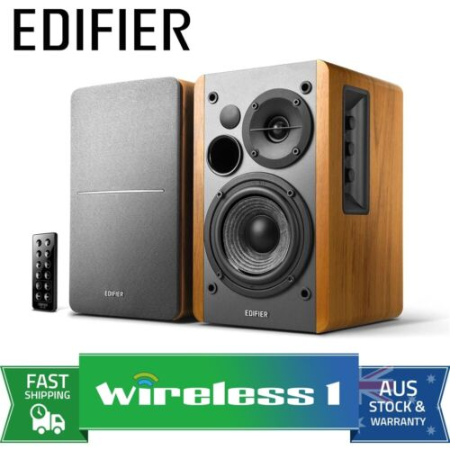 Edifier R1280DB Studio Bookshelf Bluetooth Speaker 42W RMS - Brown