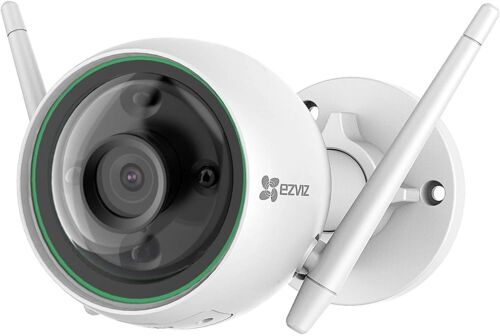Telecamera da Esterno EZVIZ IP WIFI 1080P H265 IP67 Intelligenza Artificiale 2.8
