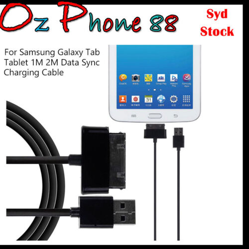 1M 2M 30 Pin Data Sync Charging Cable for Samsung Galaxy Tab Tablet Galaxy Note