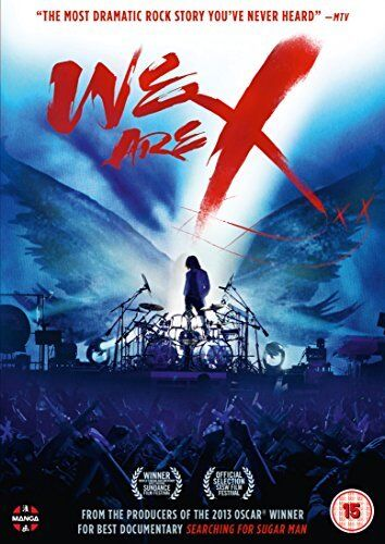 We Are X (Region 2) - (DVD, New)