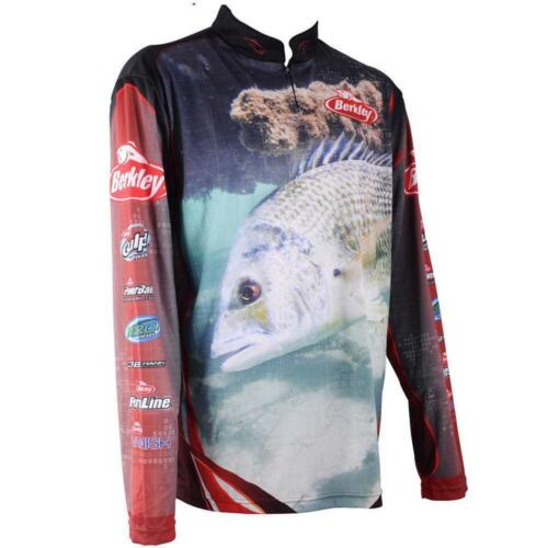"Berkley ""Bream"" Performance Tech Jersey BRAND NEW @ Ottos Tackle World"
