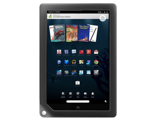 "GRADE 9/10 Barnes & Noble Nook Hd+  9"" Tablet 16GB INCLUDES Genuine Accessories"
