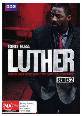 Luther Series 2 DVD Like new