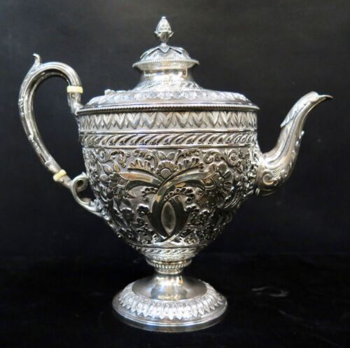 Vintage Antique Georgian Silver Teapot
