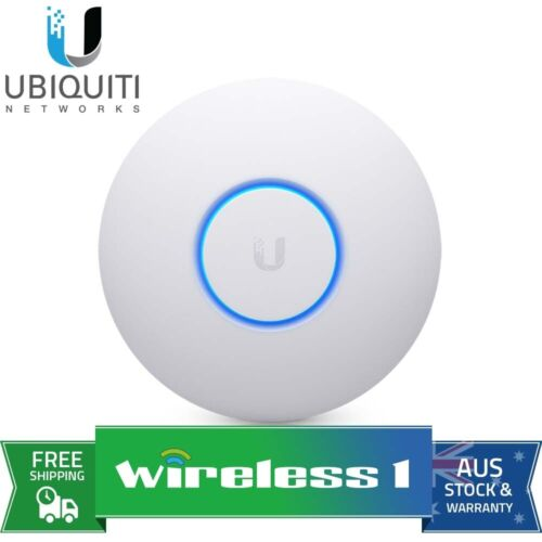 All NEW Ubiquiti nano HD Compact 802.11ac Wave2 MU-MIMO Enterprise Access Poi...