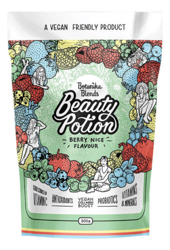 Beauty Potion - Vegan Collagen Boost 300g - Botanika Blends
