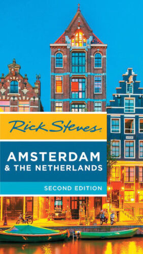 Rick Steves Amsterdam & the Netherlands - Free shipping - New