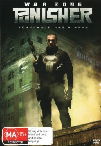 Punisher: War Zone  - New DVD