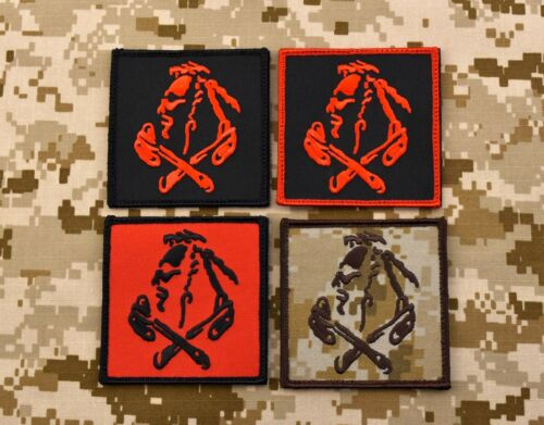 NSWDG Red Squadron Patch The Tribe DEVGRU ST6 Red Team 4-Patch SetNavy - 66533