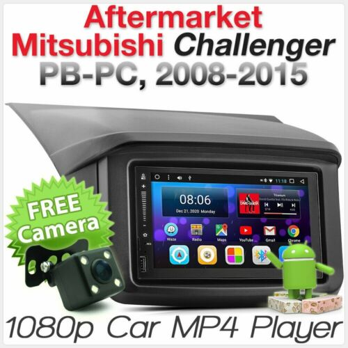 Android Car MP3 Player Mitsubishi Challenger PB PC 2009-2015 Radio Stereo Fascia