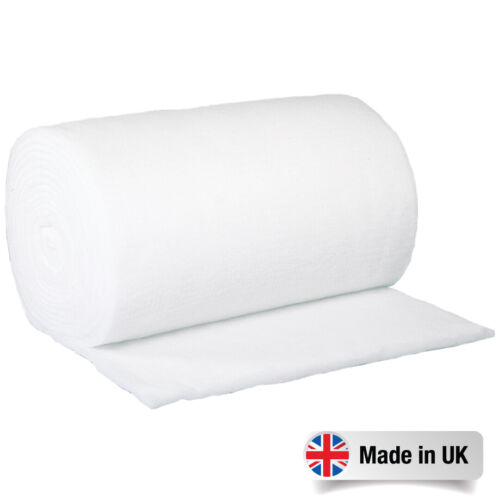 Fire Retardant Polyester Wadding Roll Quilting Upholstery Padding 27
