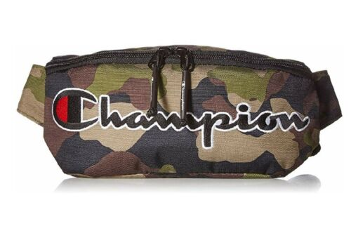 CHAMPION Men's PRIME 600 Waist Sling Pack CAMOUFLAGE SLING BAG NEW