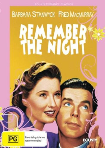 Remember the Night - * Starring Barbara Stanwyck & Fred MacMurray *