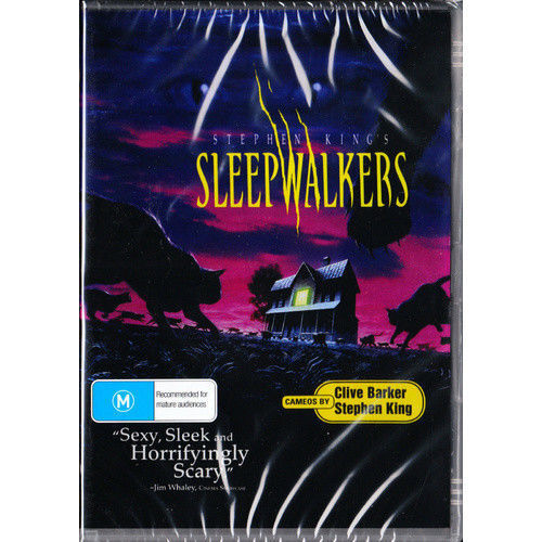 Sleepwalkers ( Stephen King ) - New Region All DVD