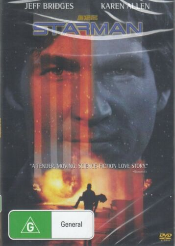 Starman ( Jeff Bridges )  - New Region All DVD
