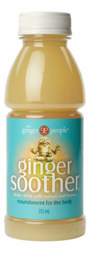 Ginger Soother Drink 355ml - The Ginger People