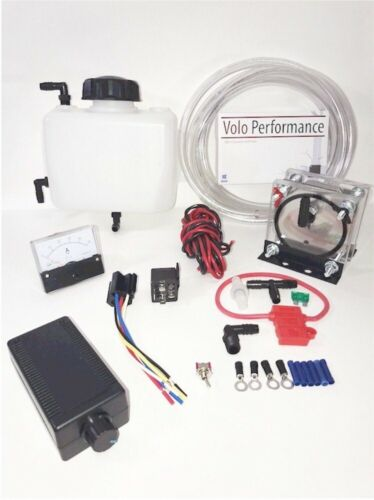 HHO Dry Cell Kit With VP15 Volo Chip and 30 Amp PWM Guaranteed Results