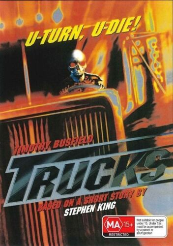 Trucks ( Stephen King ) - New Region All DVD