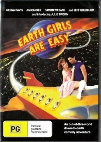 Earth Girls Are Easy   - New Region All DVD
