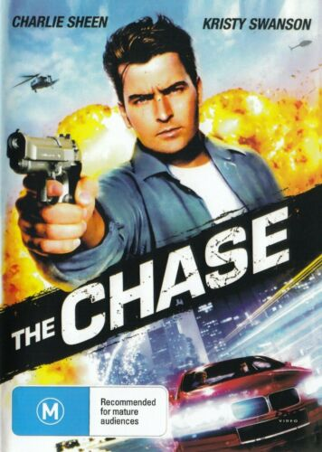 The Chase - Charlie Sheen New and Sealed DVD