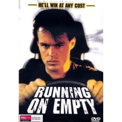 Running on Empty - Terry Serio New and Sealed DVD