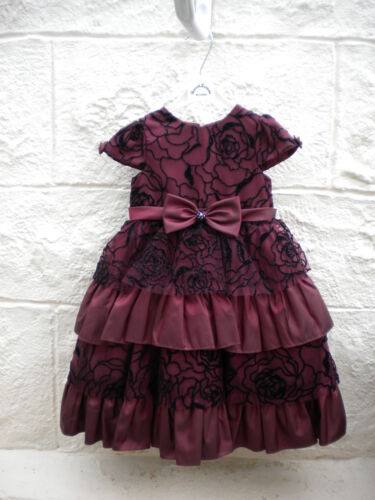 SARAH LOUISE CEREMONIAL DRESS STYLE8225 2-8YEARS