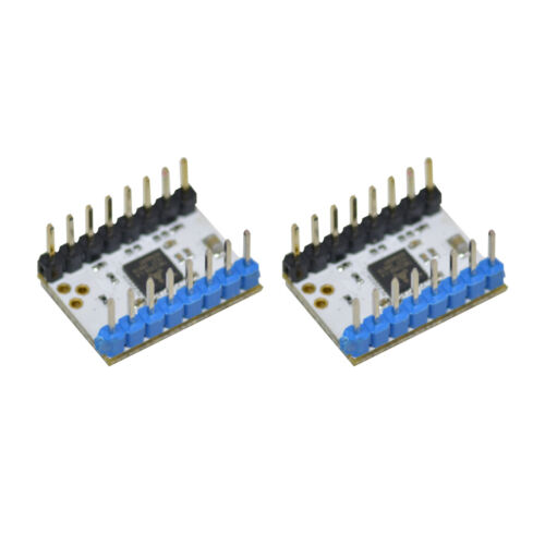 1/2/4 pieces TMC2208 Stepper Motor Driver Module With Heatsink For 3D Printer