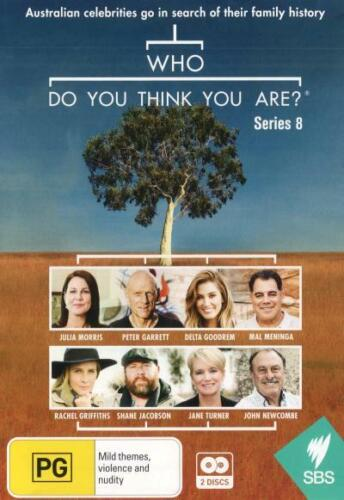 Who Do You Think You Are?: Series 8  - DVD - NEW Region Free