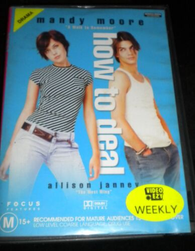 How To Deal (DVD, 2004).