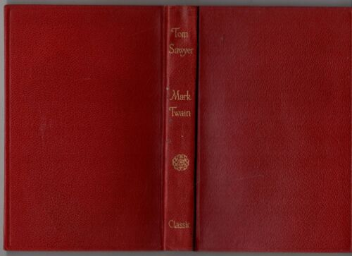 Vintage Alexander Classic Library TOM SAWYER By MARK TWAIN Illustrated A.FORREST