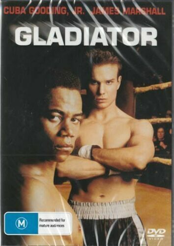 Gladiator - DVD  Cuba Gooding Jr  New and Sealed
