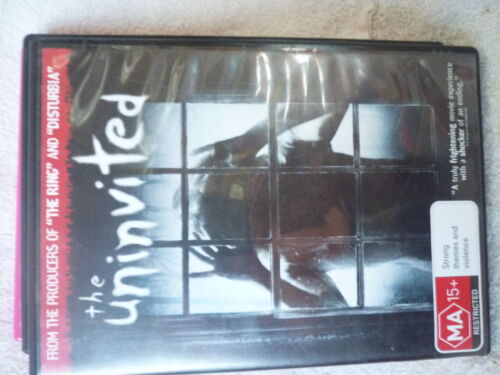 THE  UNINVITED EMILY BROWNING ELIZABETH BANKS MA  R4