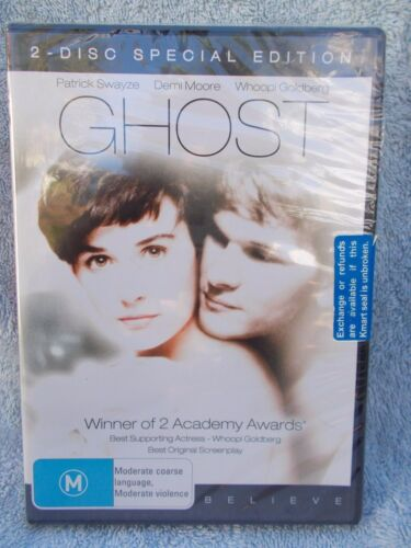 GHOST(2 DISC SPECIAL EDITION)PATRICK SWAYZE DEMI MOORE M R4 SEALED