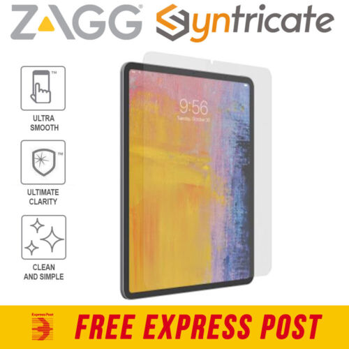 """ZAGG INVISIBLESHIELD GLASS+ SCREEN PROTECTOR FOR IPAD PRO 12.9 """" (3RD GEN/2018)"""