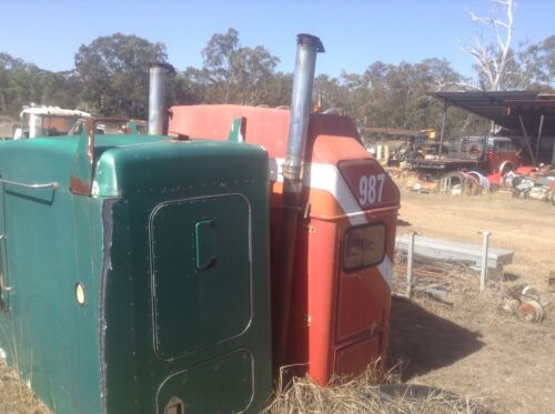 TRUCK SLEEPER BOX 4 OFF 32 36 40 AND 42 INCH PRIME MOVER KENWORTH IVECO