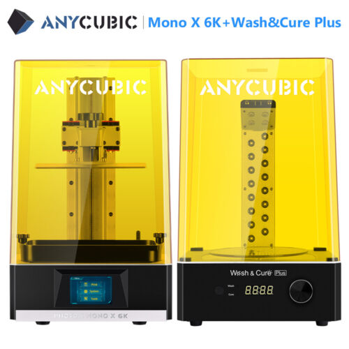 "ANYCUBIC SLA / LCD Photon S 3D Printer 2.8""TFT Matrix UV Light Resin Dual Z axis"