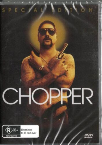 Chopper ( Eric Bana ) - New Region All