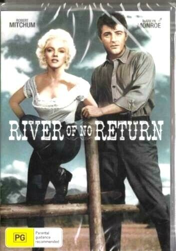 River of No Return ( Robert Mitchum )   - New Region All ( PAL )