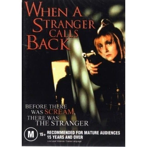 When a Stranger Calls Back ( Charles Durning ) - New Region All DVD