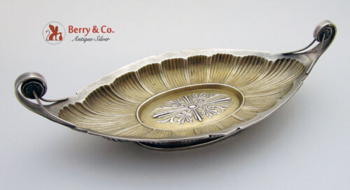 Aesthetic Dish Whiting Sterling Silver 1880