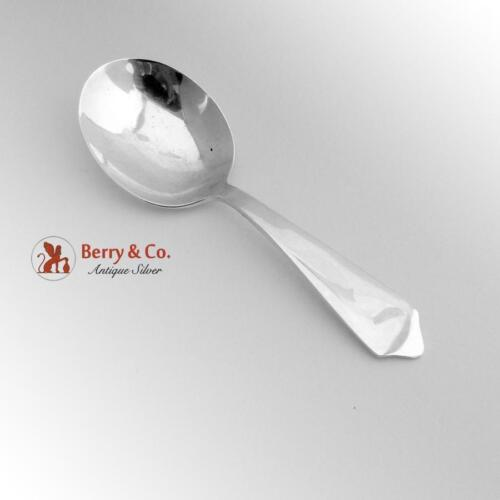 Elegant Baby Spoon Sterling Silver Wallace 1950