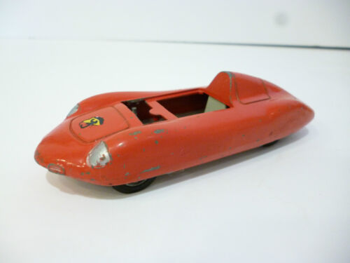 ? Jouet Voiture Solido Made In France Fiat Abarth 1/43 Vintage