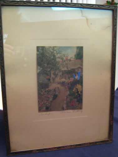 Wallace Nutting Framed Print