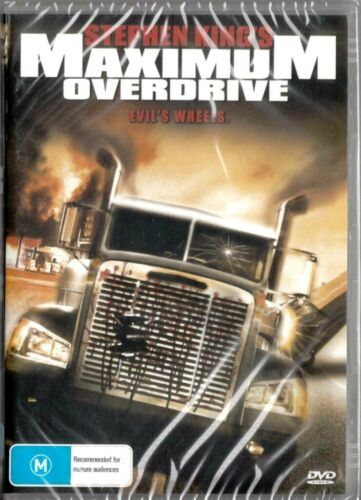 Maximum Overdrive ( Stephen King )  - New Region All